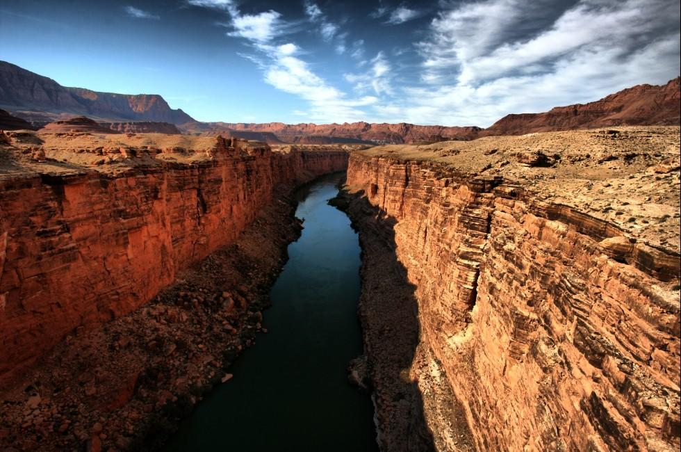 Colorado River, Grand Canyon, Arizona, USA