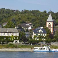 Remagen, The Rhineland, Germany, Europe.
