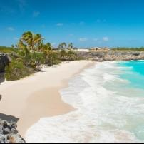 Beach, Bottom Bay, Barbados, Caribbean
