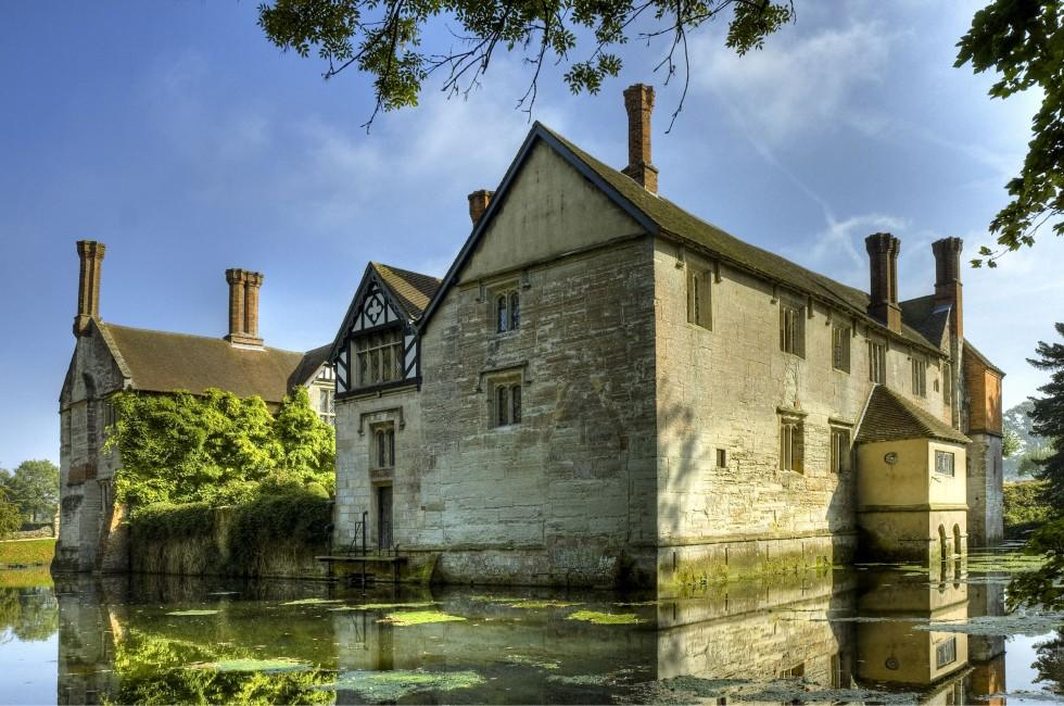 Baddesley Clinton, Warwick, Henley-in-Arden, Stratford upon Avon and The Heart of England, England