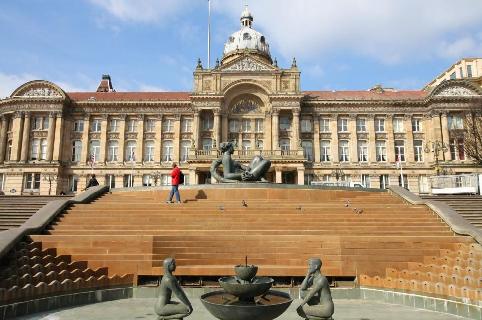 Birmingham Council House, Victoria Square, West Midlands, Stratford upon Avon and The Heart of England, England
