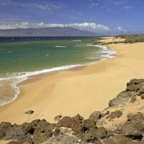 Polihua Beach, Lanai, Hawaii, USA