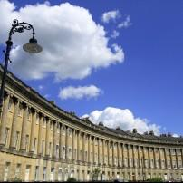 Royal Crescent Hotel, Bath and the Cotswolds, England