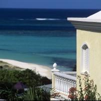Balcony, Cuisnart Resort, Anguilla, Caribbean