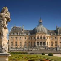 Chateau de Vaux-le-Vicomte, Ile-de-France, France