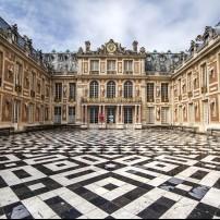 Versailles Castle, Ile-de-France, France