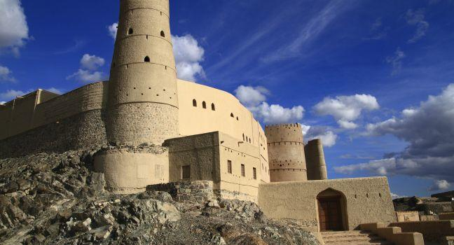 Bahla Fort, Nizwa, Oman, Africa and the Middle East