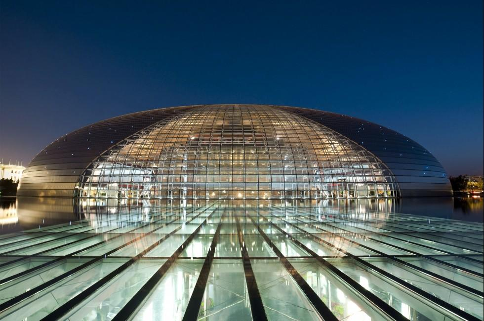 National Centre of Performing Arts, Beijing, China