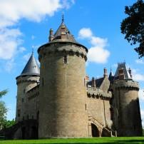 Combourg Castle, Brittany, France