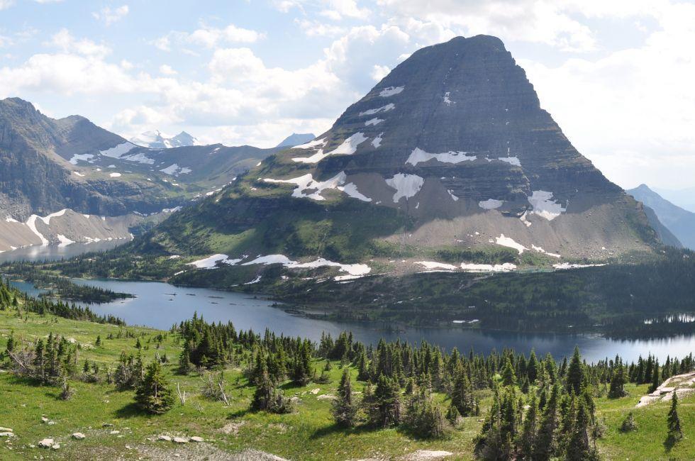 Hidden Lake Overlook, Glacier National Park, Montana
