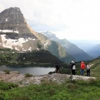 Hidden Lake Trail, Glacier National Park, Montana, USA