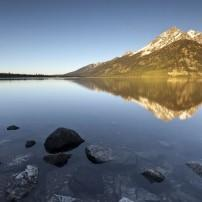 Jenny Lake, Wyoming, USA