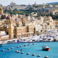 Harbor, Valetta, Malta