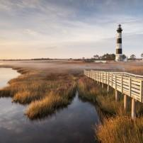 Bodie Island Lighthouse, North Carolina, USA
