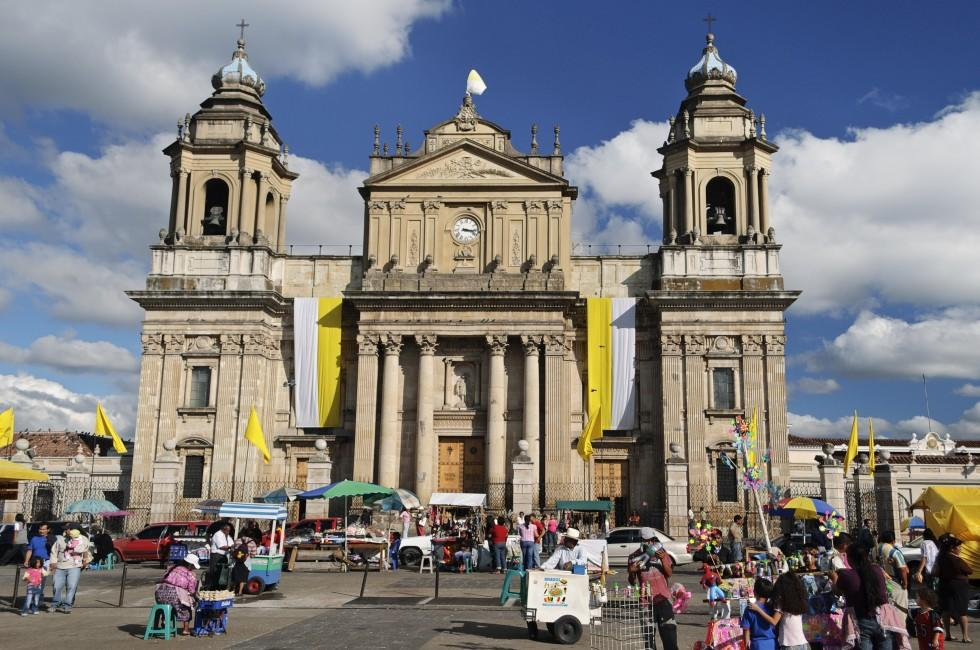 Guatemala Metropolitan Cathedral, Guatemala City, Guatemala