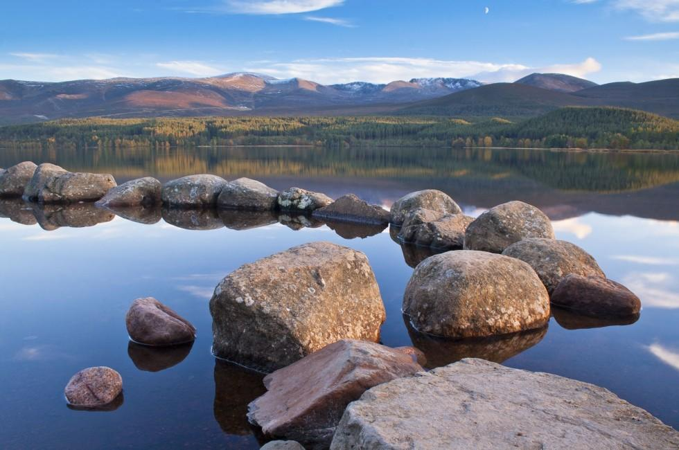 Cairngorm National Park, Highlands of Scotland