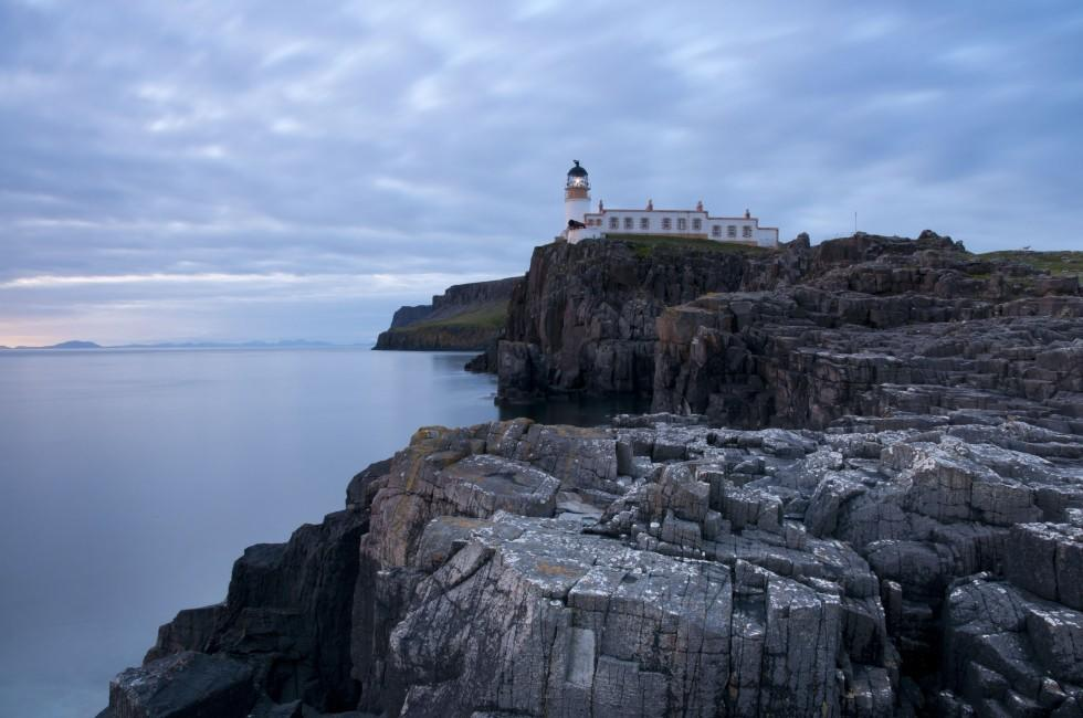 Neist Point Lighthouse, Skye , Scotland