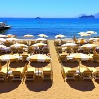 Beach, Cannes, The French Riviera, France