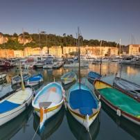 Boats, The French Rivera, Cote Azur, France