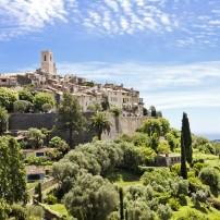 St-Paul-de-Vence, The French Riviera, France