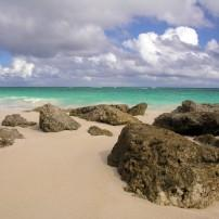 Rocks, Crane Beach, Barbados