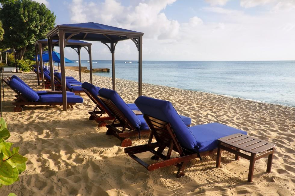 Chair, Paynes Bay Beach, West Coast, Barbados
