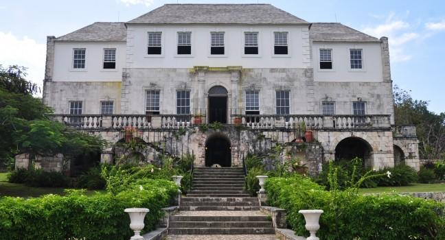House, Rose Hall, Jamaica, Caribbean