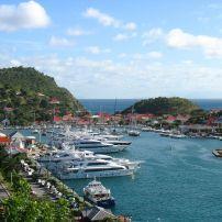 Boats, Gustavia Harbor, St. Barthelemy, Caribbean
