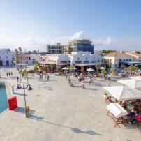 Restaurant, Marina, Waterfront, Limassol, Cyprus