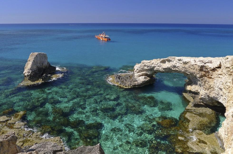 Seascape, Cyprus