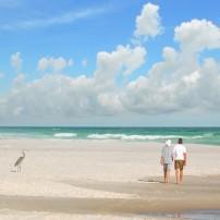 Couple, Beach, Pensacola, The Panhandle, Florida, USA