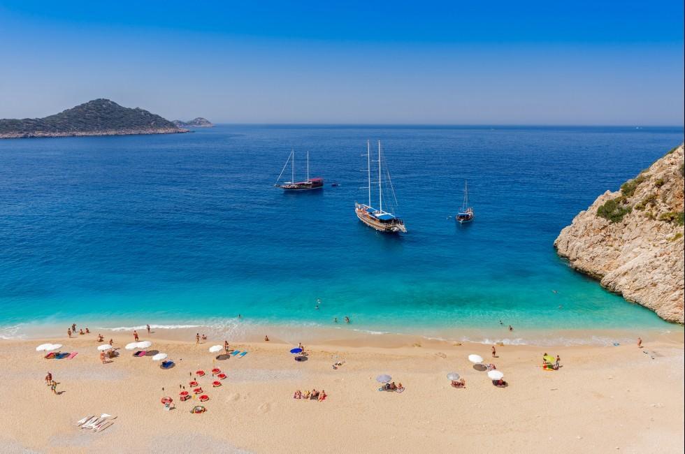 Turquoise Coast, Turkey