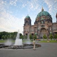 Fountain, The Berliner Dom, Berlin, Germany