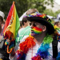 Gay Pride Parade, Berlin, Germany; Europe