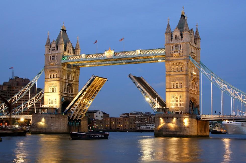 لندن عاصمة المملكة المتحدة