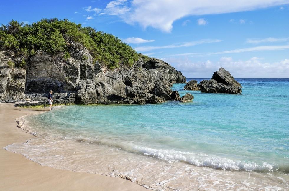 Horseshoe Bay Beach, Bermuda, Caribbean