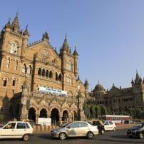 Chhatrapati Shivaji Terminus, Mumbai, India