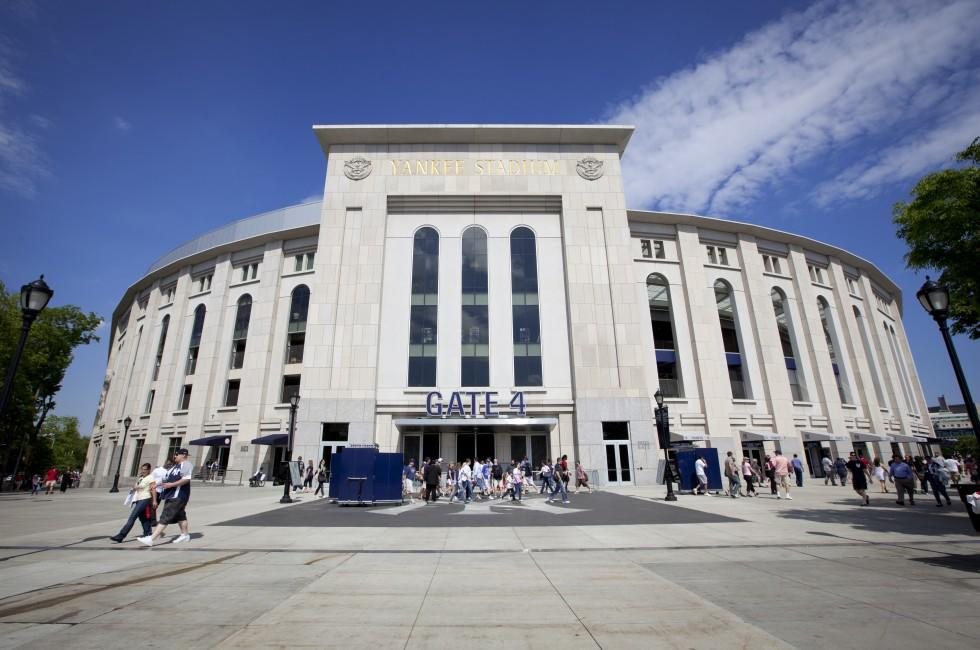 Yankee Stadium, The Bronx, New York City, New York, USA