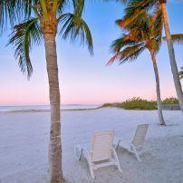 Sunrise, Fort Myers Beach, The Lower Gulf Coast, Florida, USA