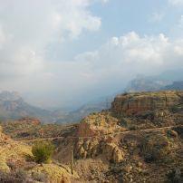 Desert, Mountains, The Apache Trail, Arizona, USA