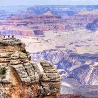 Grand View Point, Grand Canyon South Rim, Grand Canyon, Arizona, USA, North America