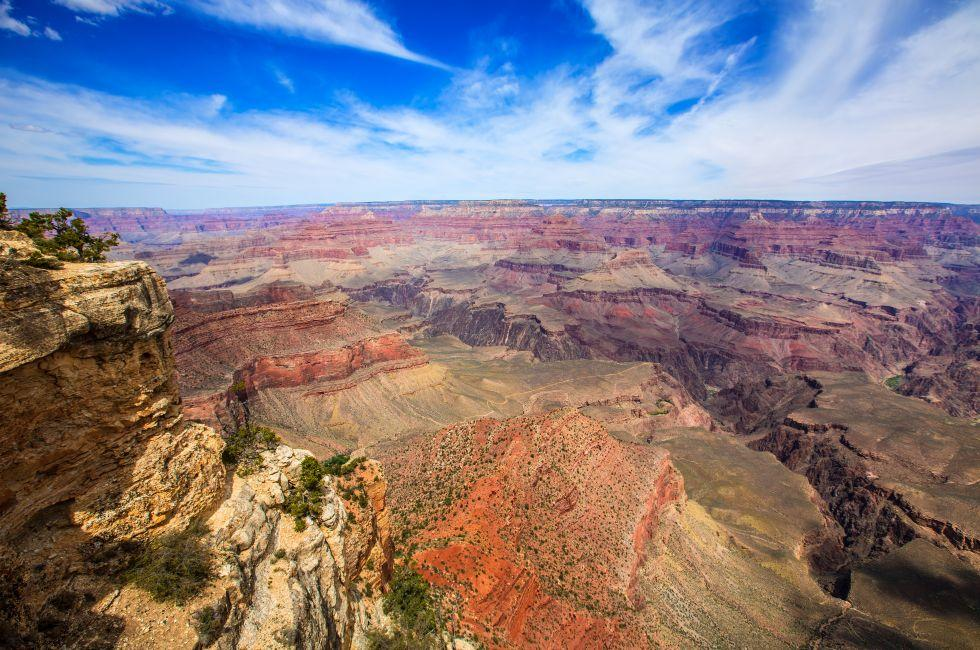 Yavapai Point, The Grand Canyon, Arizona, USA