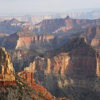 Bright Angel Point, North Rim, Grand Canyon, Arizona, USA