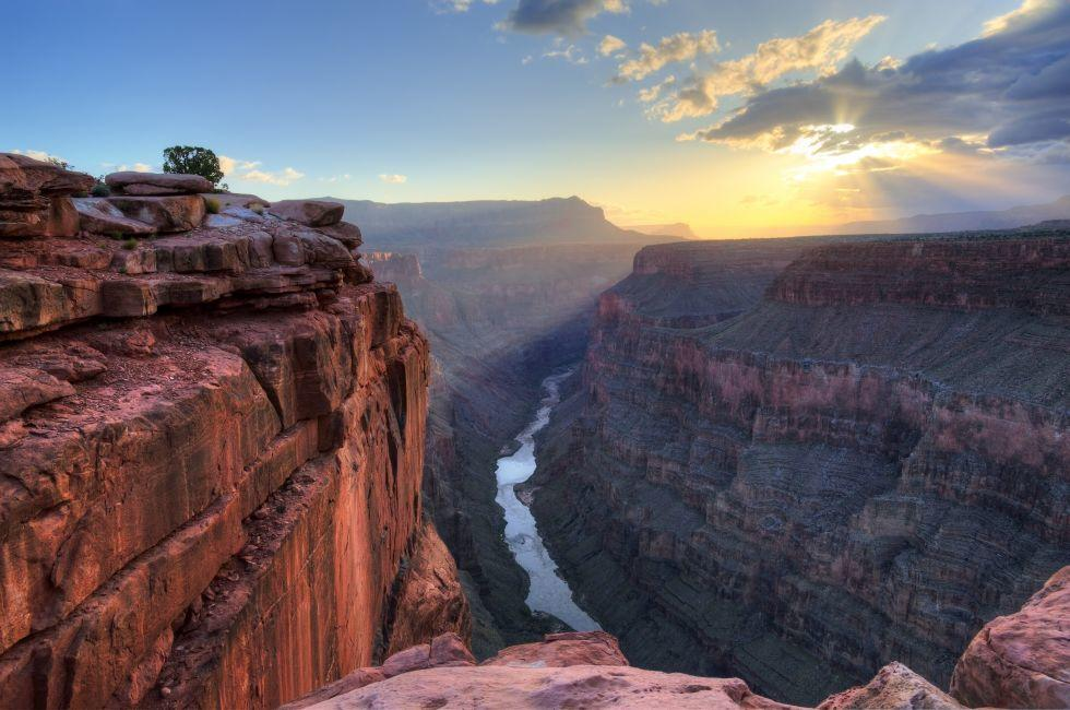 Toroweap Overlook, Grand Canyon National Park, Arizona