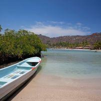 Boat, Beach, Playa las Gatas, Ixtapa, Zihuatanejo, Mexico