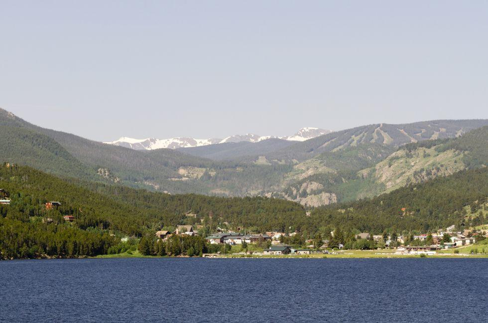 Barker Meadow Reservoir, Nederland, Colorado