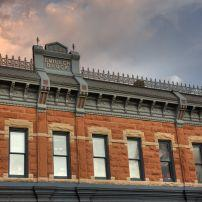 Miller Block, Downtown, Fort Collins, Colorado