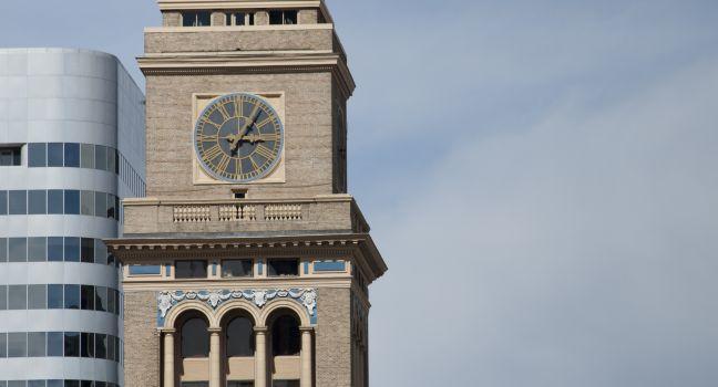 Daniels & Fisher Tower, Denver, Colorado