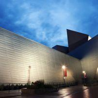 Denver Art Museum, Denver, Colorado, USA, North America