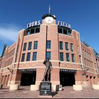 Coors Field, Lower Downtown, LoDo, Denver, Colorado, USA, North America